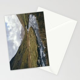 Gatesgarth Beck flowing through the Honister Pass. Cumbria, UK. Stationery Cards