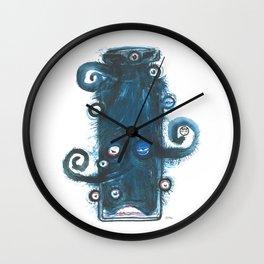 Pal-Totem Wall Clock