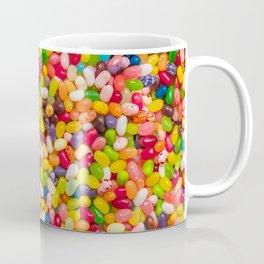 Gourmet Jelly Bean Pattern  Coffee Mug