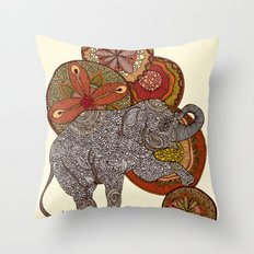 My Dear Horatio Throw Pillow