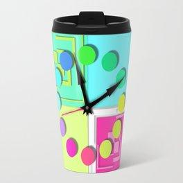 Beautiful bright watches Travel Mug