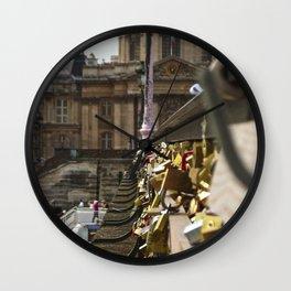 Lovelocked #2 Wall Clock