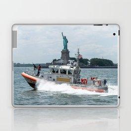 Coast Guard and Liberty Laptop & iPad Skin
