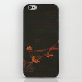 Campfire Flame iPhone Skin