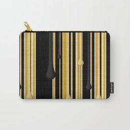 DRIPPING IN GOLD Carry-All Pouch