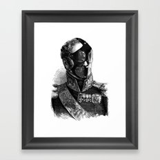 BDSM XXXII Framed Art Print