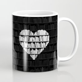 Book Lover Coffee Mug
