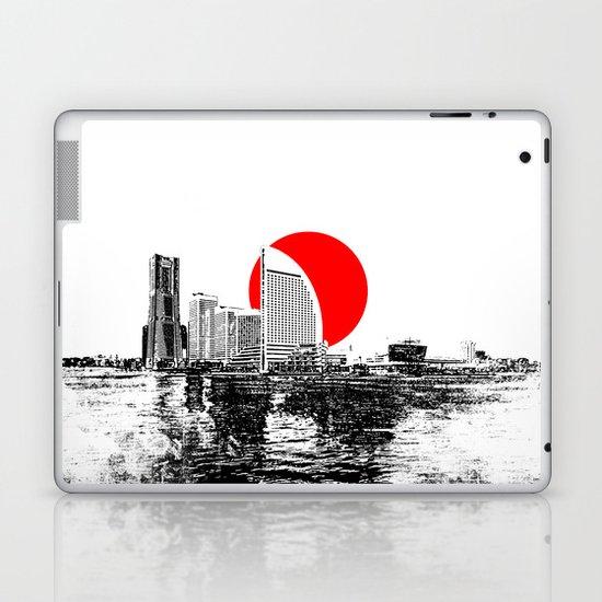 Modern Japan - Yokohama 2 Laptop & iPad Skin