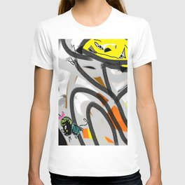 The Cat, The Bee & The Eye T-shirt