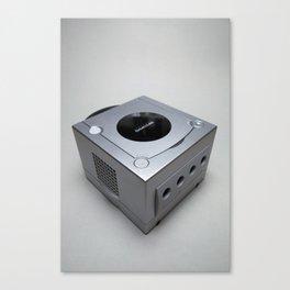 Nintendo GameCube Canvas Print