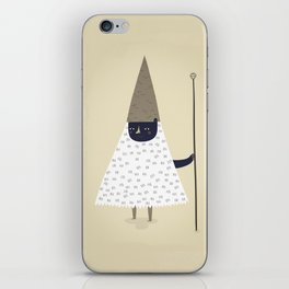 wizard. iPhone Skin