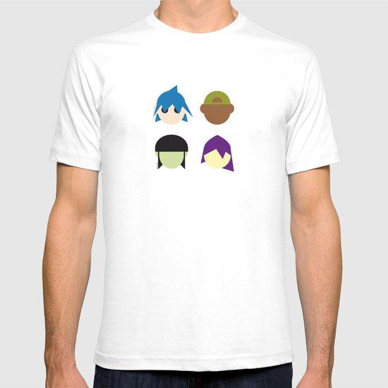 Famous Capsules - Gorillaz T-shirt