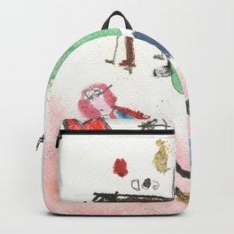 The corner Backpack