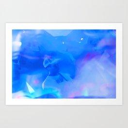 Animal Collective Art Print