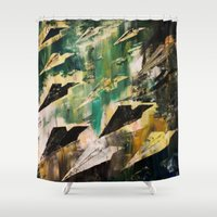 aviation Shower Curtains featuring AVIATION  by Matt Schiermeier