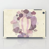 balloons iPad Cases featuring Balloons by mirimo