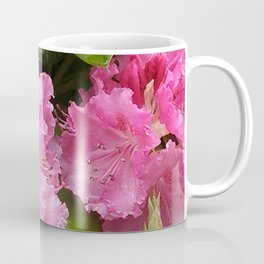 Rhododendron After Rain Coffee Mug