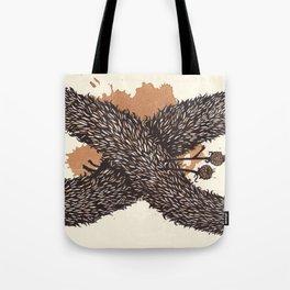 fur infinity Tote Bag