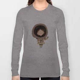Cute eskimo Long Sleeve T-shirt