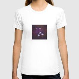 Purple Fuchsias T-shirt