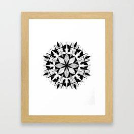 mg20 Framed Art Print
