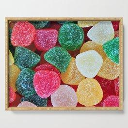 Gum Drops Serving Tray