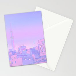 Sailor City Stationery Cards