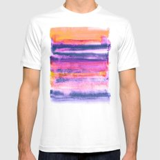 Dawn LARGE Mens Fitted Tee White