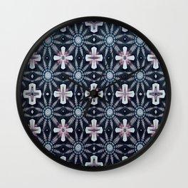 Pattern No.5 Wall Clock