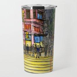 Lights on  Travel Mug