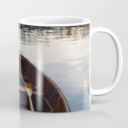 No where to row Coffee Mug