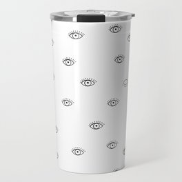 Eyes I Travel Mug
