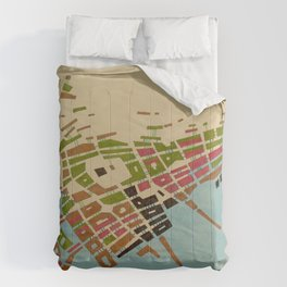 cypher number 9 Comforters