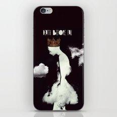 Death Before Fail  iPhone & iPod Skin