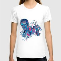 daryl dixon T-shirts featuring Daryl Dixon // OUT/CAST by Largetosti