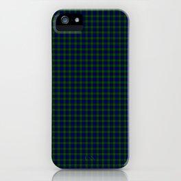 Murray Tartan iPhone Case