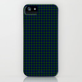 Murray Tartan iPhone Case