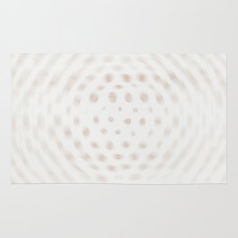Spinning Dots Rug
