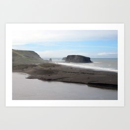 Coastal Cruise Art Print