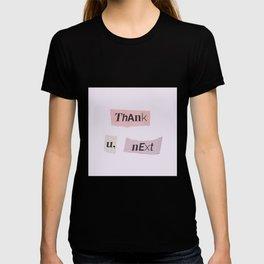 thank you next - Ariana - white T-shirt