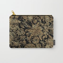 Fabric Carry-All Pouch