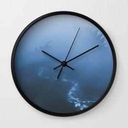 Monster brawl Wall Clock