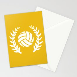 The Volleyball II Stationery Cards