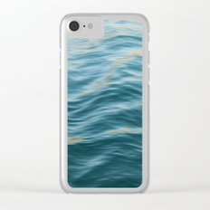 Her Curves Clear iPhone Case