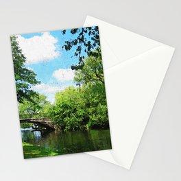 Boston, Panorama Stationery Cards