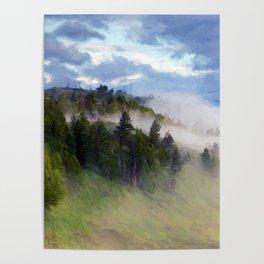 Morning Fog #2 Poster