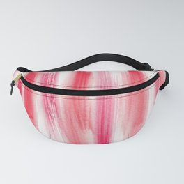 1  | 181203 Watercolour Patterns Abstract Art Fanny Pack