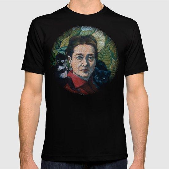 Simone DeBeauvoir T-shirt