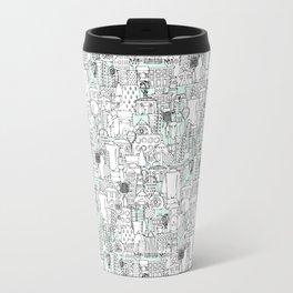 kitchen town Travel Mug