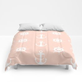 AFE Anchor and Helm Wheel Comforters